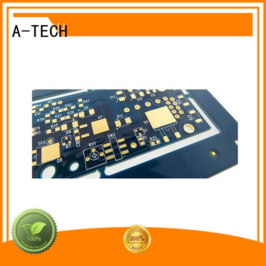 A-TECH tin immersion silver pcb free delivery for wholesale