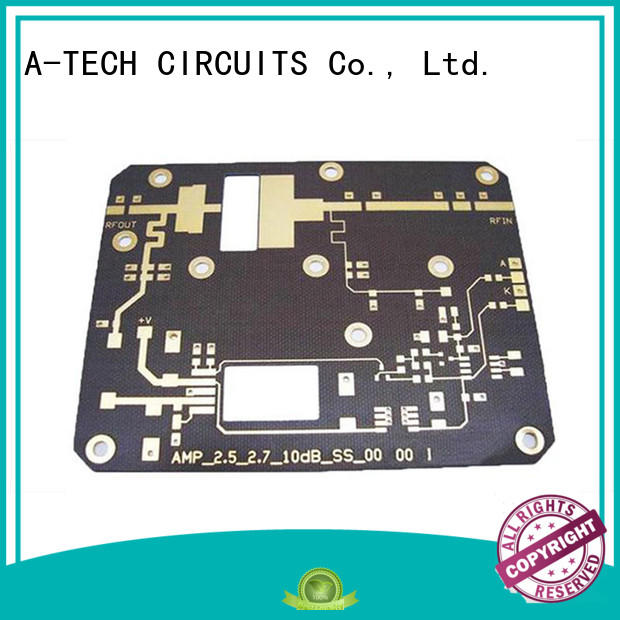 single sided single-sided PCB double sided at discount A-TECH