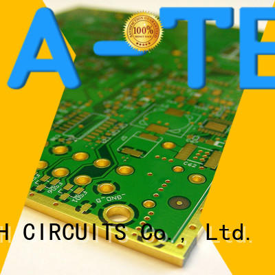 A-TECH free delivery circuit board assembly plated for sale