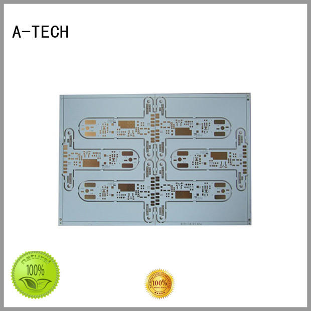 A-TECH metal core single-sided PCB top selling for led