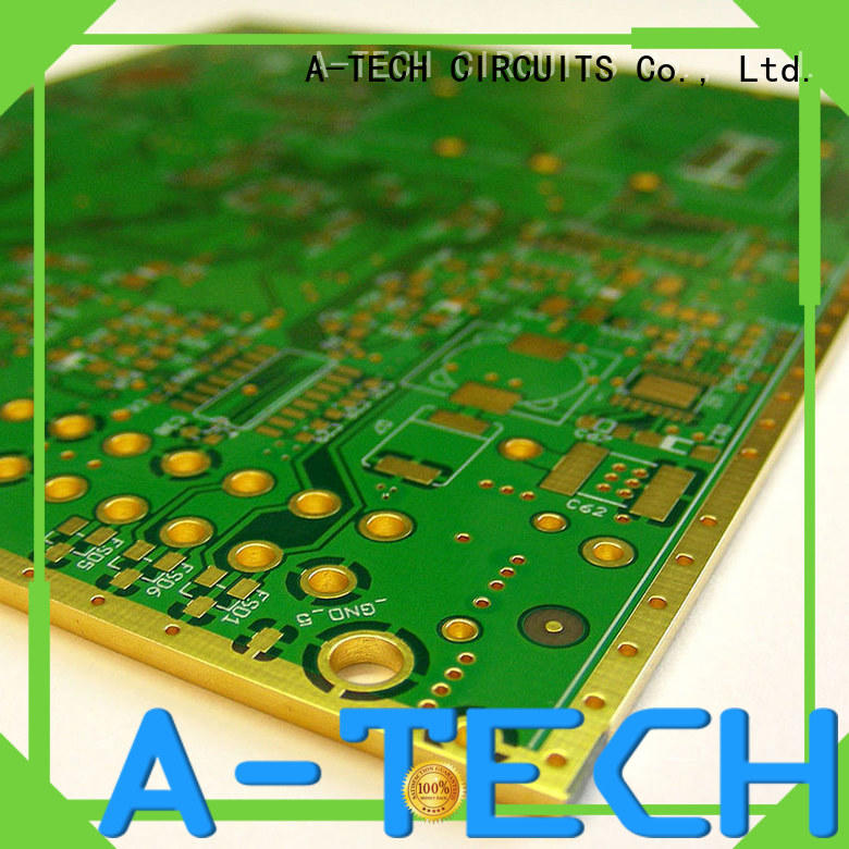 A-TECH counter sink thick copper pcb best price for wholesale