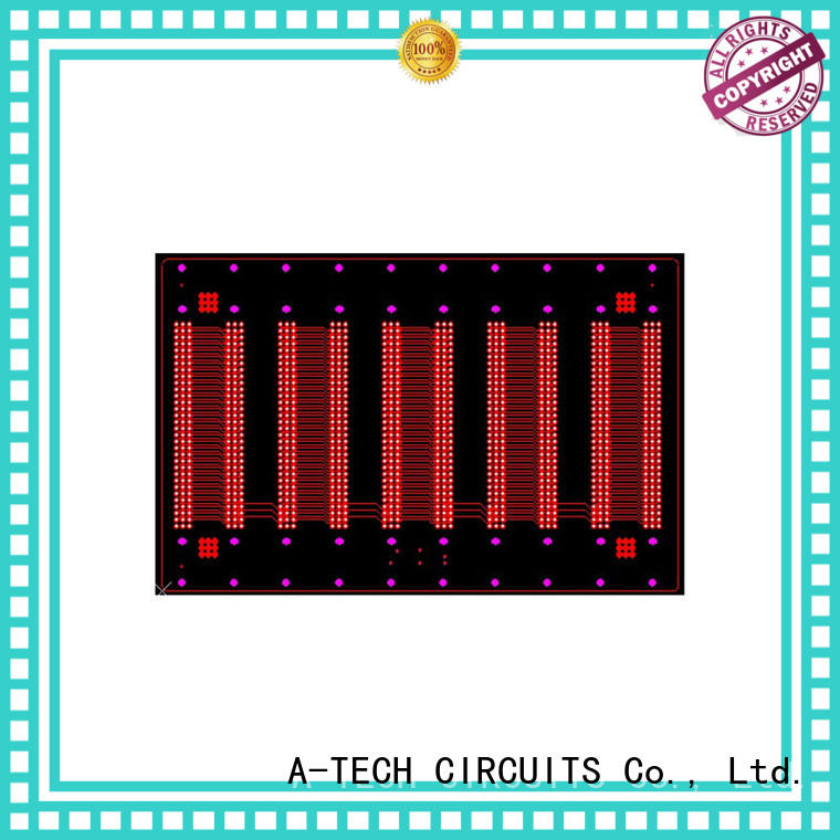 A-TECH routing impedance control pcb durable for sale