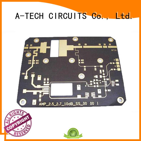 A-TECH microwave rf pcb double sided at discount