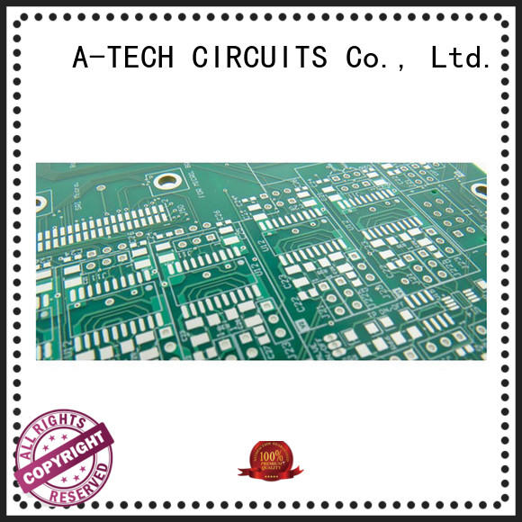 A-TECH ink enig pcb cheapest factory price for wholesale