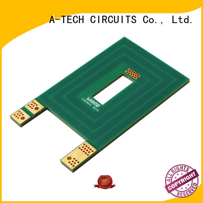 half depth via in pad pcb hot-sale top supplier A-TECH