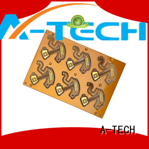 A-TECH rogers aluminium pcb single sided