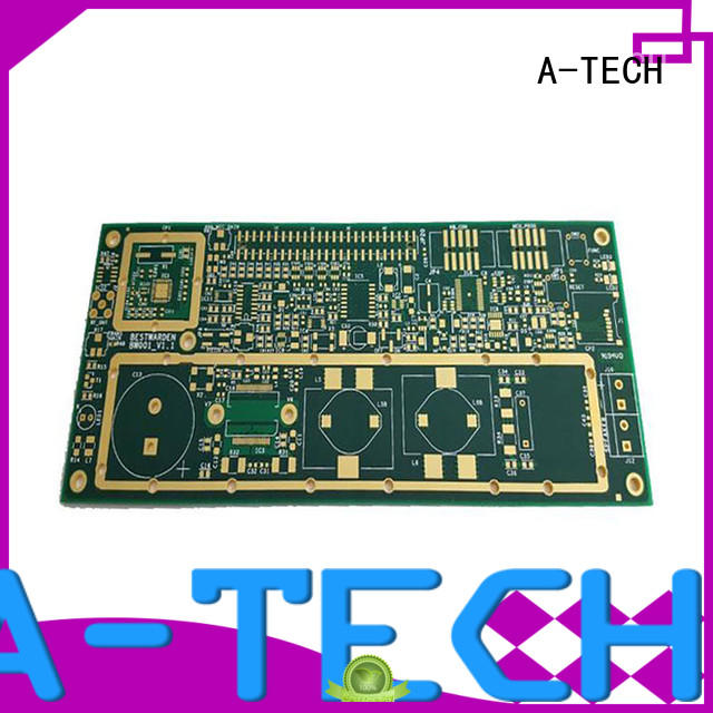 A-TECH flexible aluminum pcb double sided for wholesale