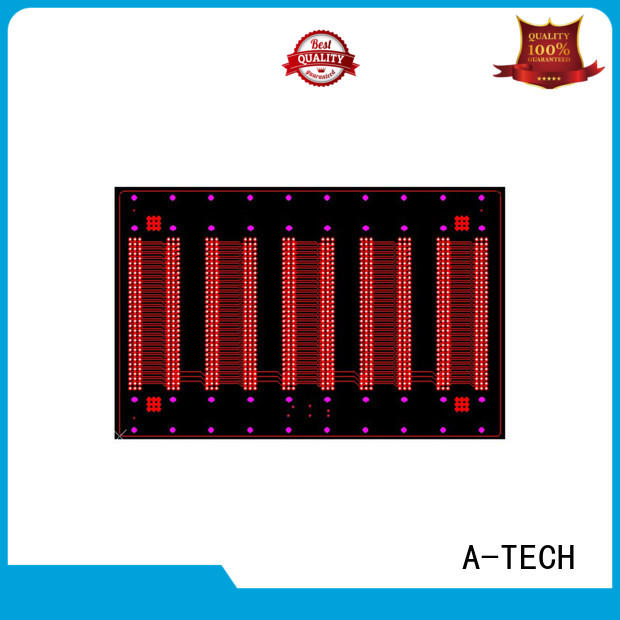 A-TECH impedance impedance control pcb best price for wholesale