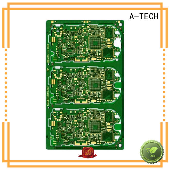 A-TECH flexible double-sided PCB top selling at discount