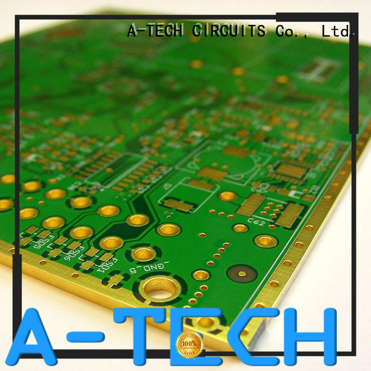 routing via in pad pcb durable for wholesale