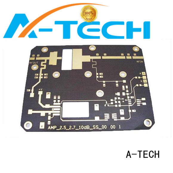 A-TECH aluminum multilayer pcb custom made at discount