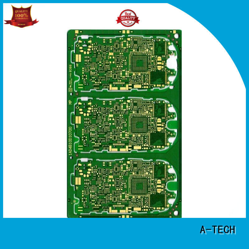 A-TECH flexible printed circuit board rigid for led