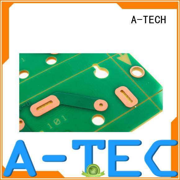 A-TECH hard immersion tin pcb bulk production at discount