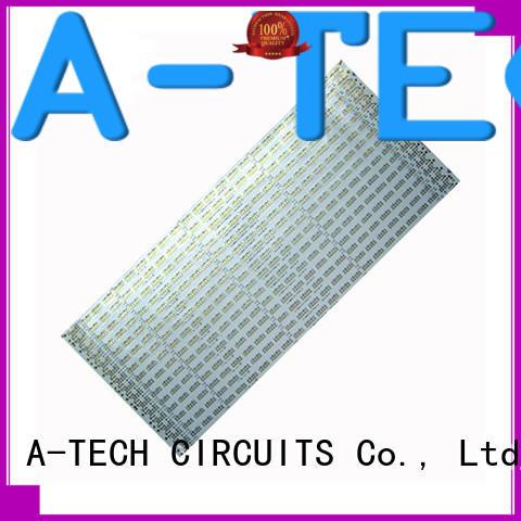 A-TECH flex rogers pcb custom made for led
