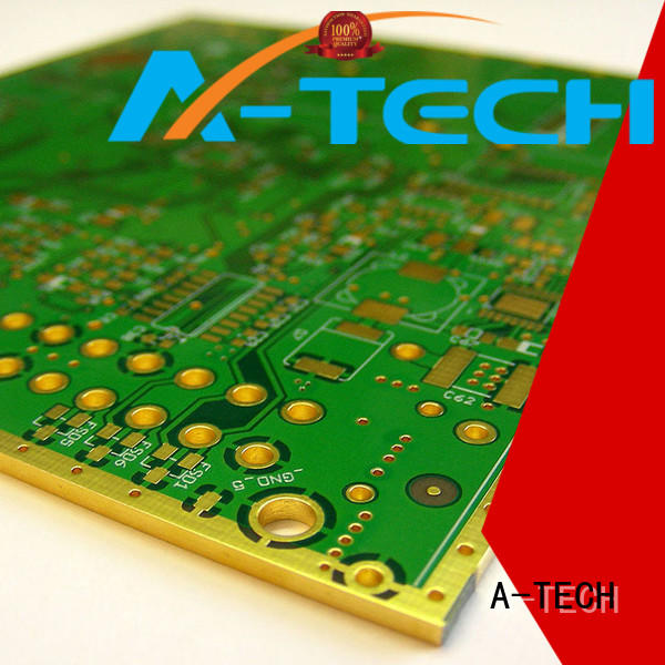 A-TECH plating impedance control pcb hot-sale top supplier