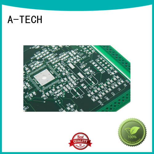 A-TECH hard hasl pcb cheapest factory price at discount