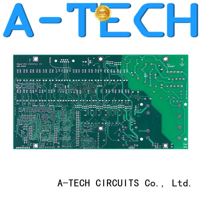 A-TECH rigid flexible pcb custom made
