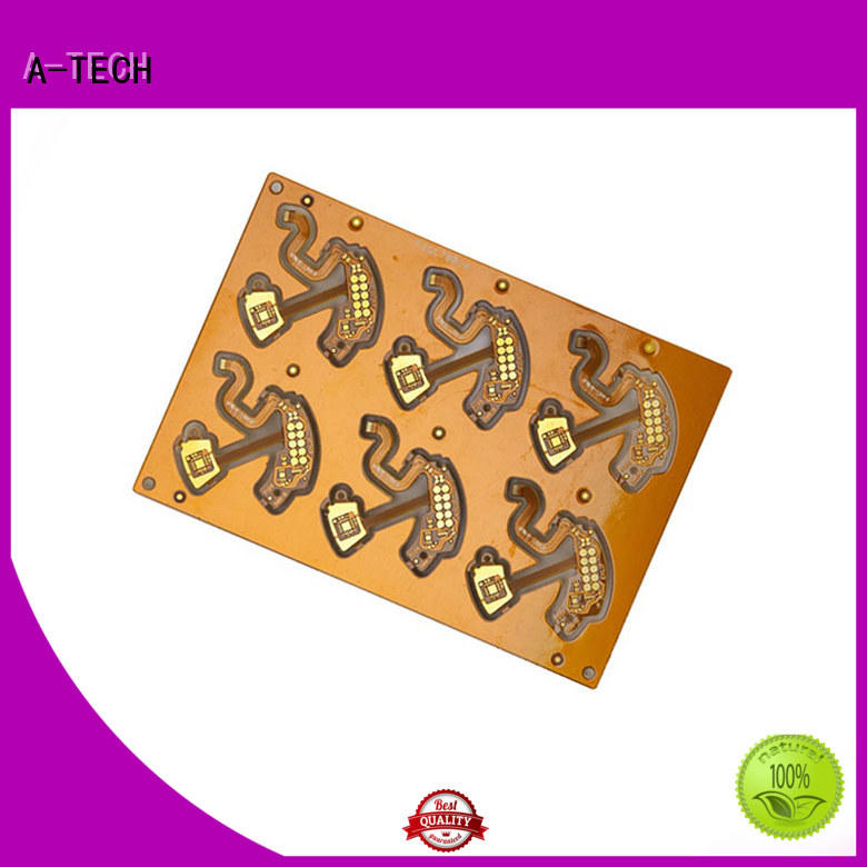 A-TECH microwave hdi pcb multi-layer for wholesale