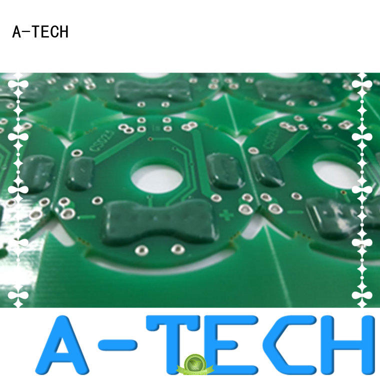 A-TECH hot-sale immersion silver pcb cheapest factory price at discount