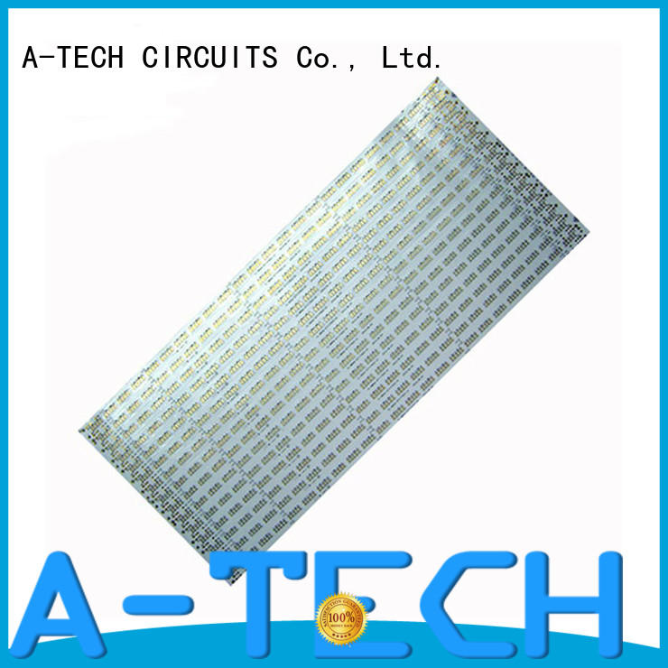 A-TECH aluminium pcb custom made for wholesale