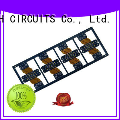 quick turn aluminum pcb flex double sided at discount