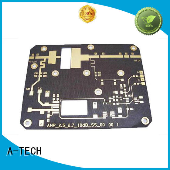 metal core microwave rf pcb flexible double sided at discount