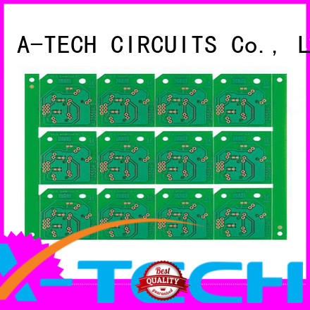 A-TECH prototype quick turn pcb prototype double sided for wholesale