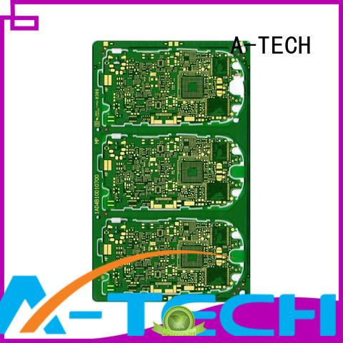 A-TECH metal core rigid flex pcb flexible