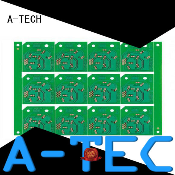 RF PCB double sided at discount A-TECH
