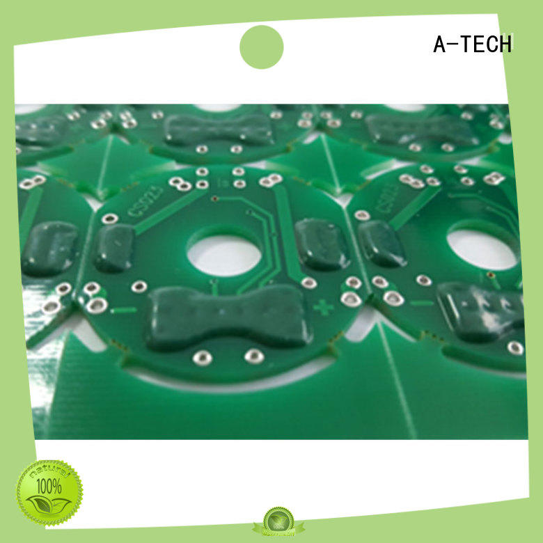 A-TECH carbon immersion silver pcb cheapest factory price at discount