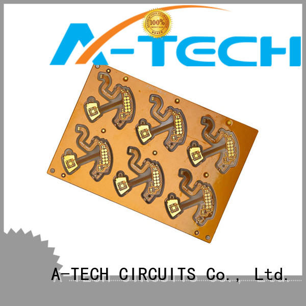 single-sided PCB for led A-TECH
