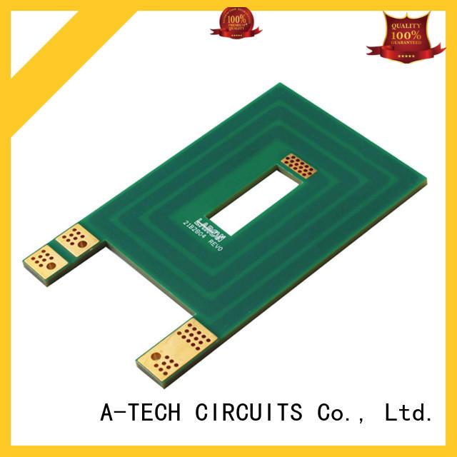 A-TECH routing blind vias pcb hot-sale top supplier