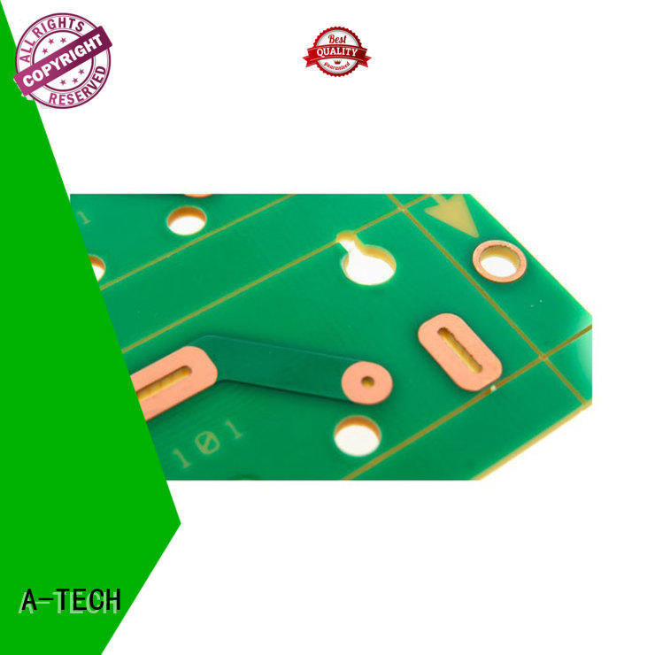 A-TECH hasl pcb cheapest factory price at discount