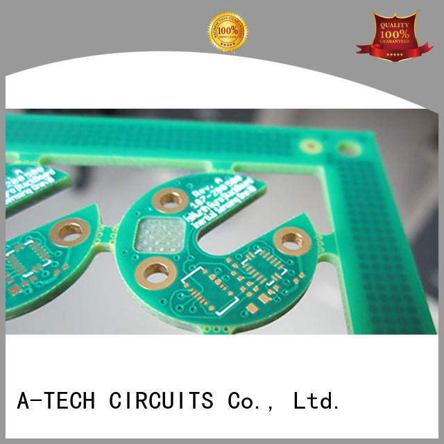 A-TECH buried hybrid pcb durable for sale