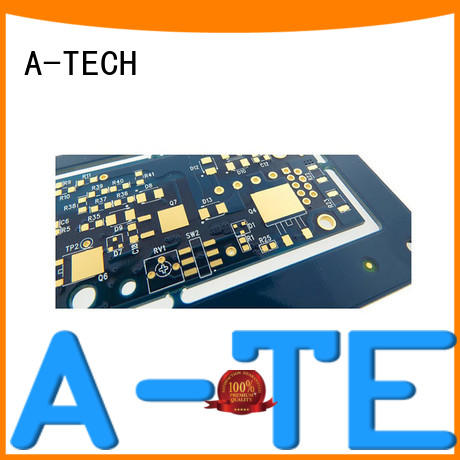 hard gold pcb solder for wholesale A-TECH