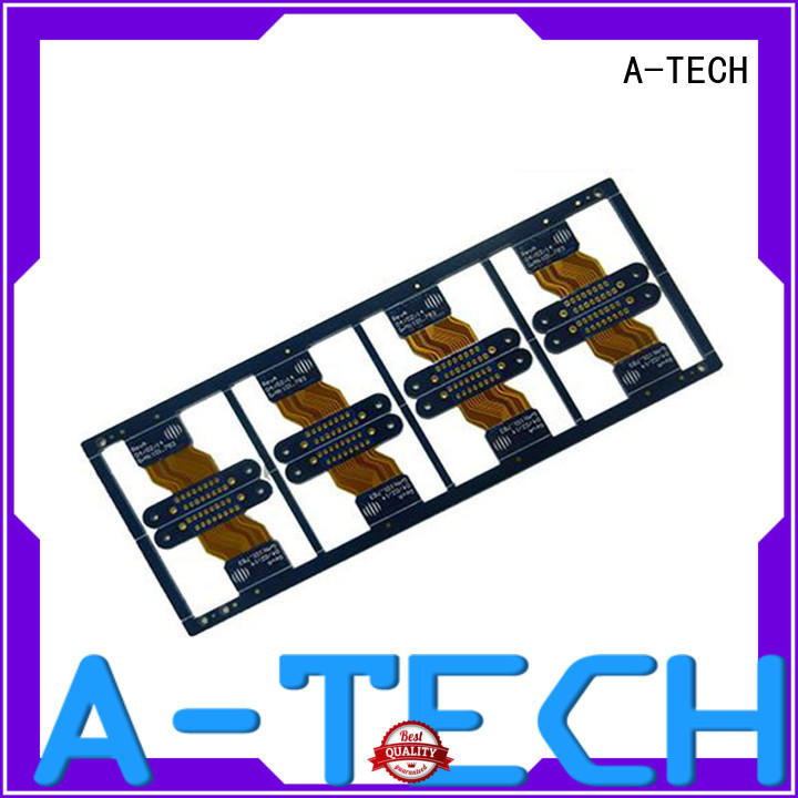 A-TECH microwave microwave rf pcb for wholesale