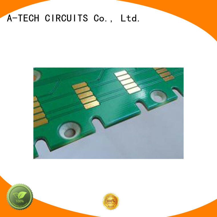 A-TECH routing thick copper pcb durable for wholesale