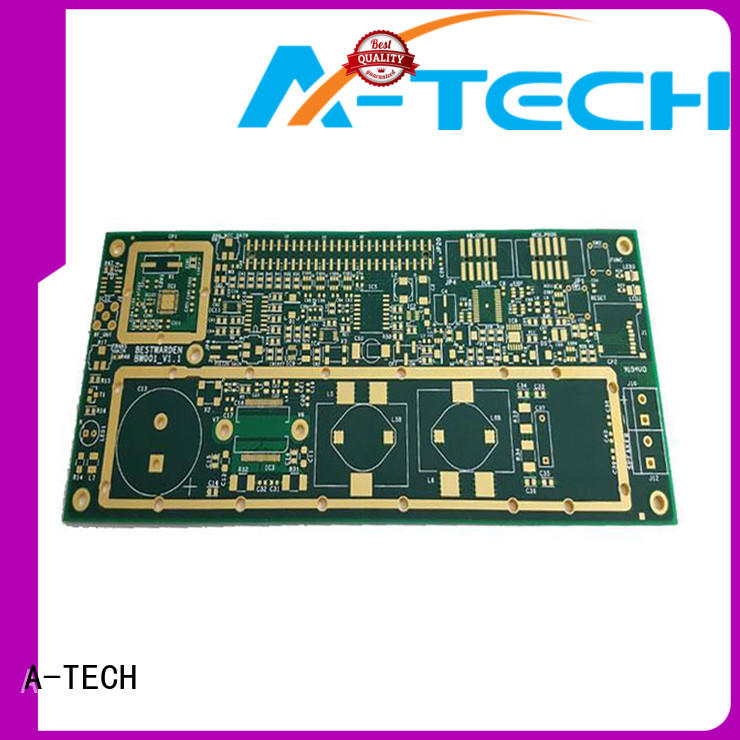 A-TECH aluminum hdi pcb top selling