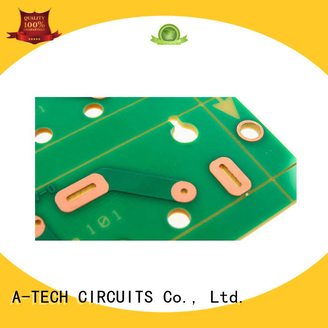 A-TECH hard immersion gold pcb free delivery at discount