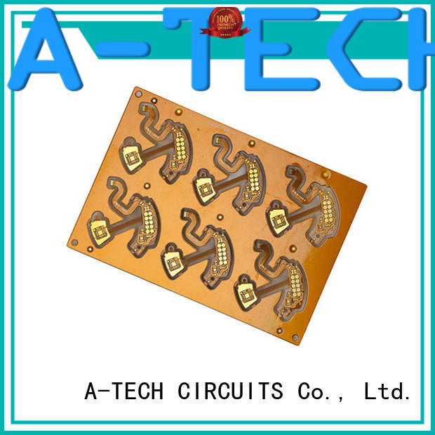 A-TECH rogers quick turn pcb prototype custom made for led