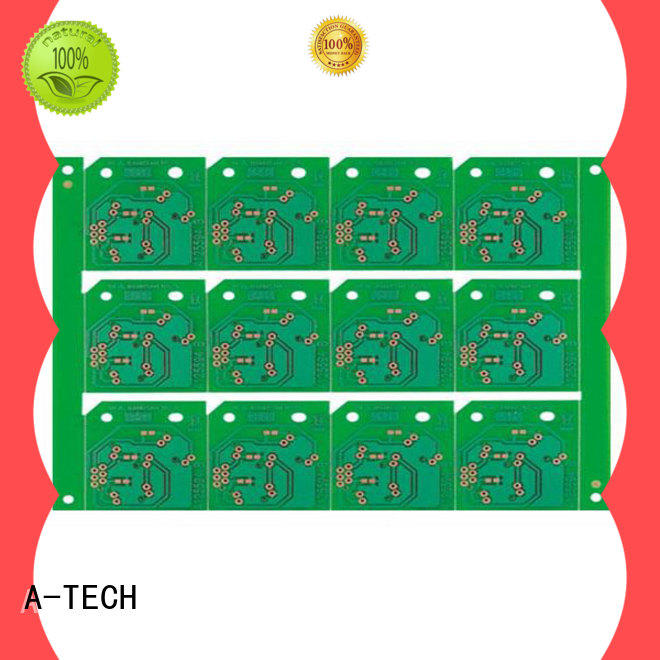 A-TECH prototype double-sided PCB multi-layer for wholesale