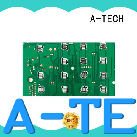 A-TECH free immersion silver pcb bulk production for wholesale