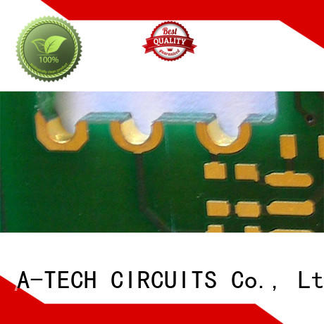 A-TECH plated impedance control pcb best price for sale