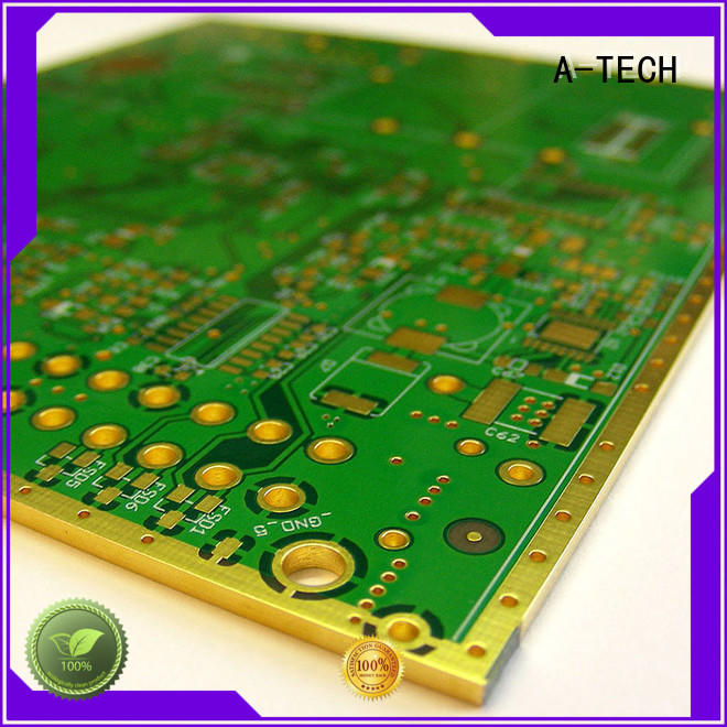 fit hole hybrid pcb durable for wholesale A-TECH