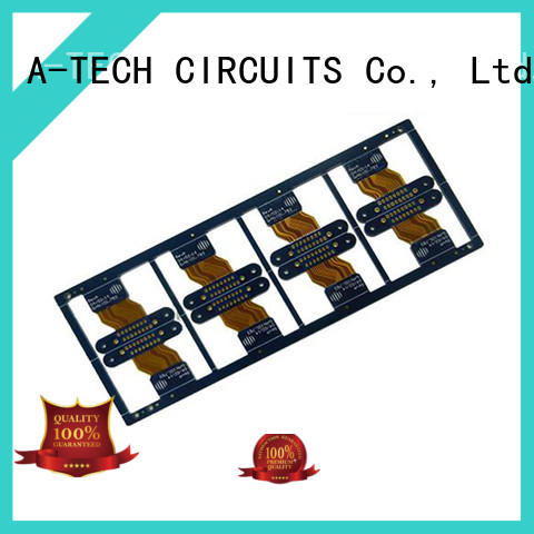 A-TECH rigid double-sided PCB top selling