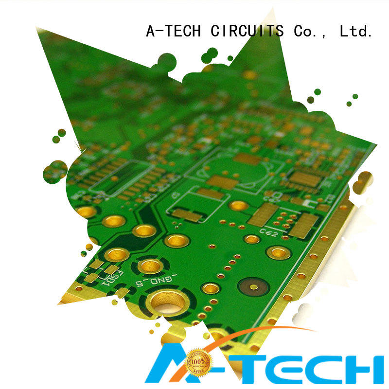 counter sink hybrid pcb plating at discount A-TECH