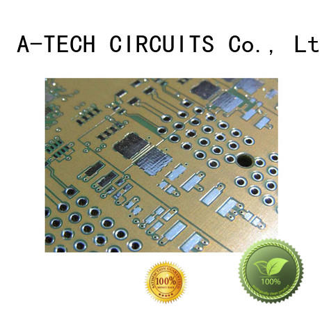 A-TECH hot-sale hasl pcb finish cheapest factory price for wholesale
