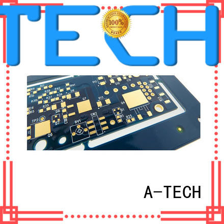 highly-rated immersion gold pcb carbon free delivery for wholesale