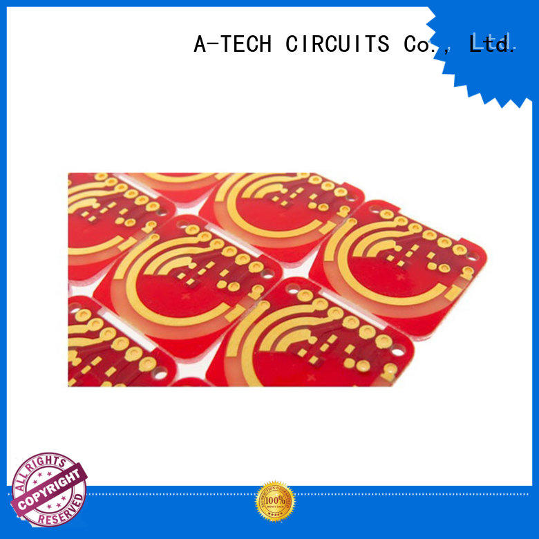 silver peelable mask pcb free delivery for wholesale A-TECH
