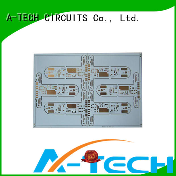 A-TECH flex rogers pcb multi-layer